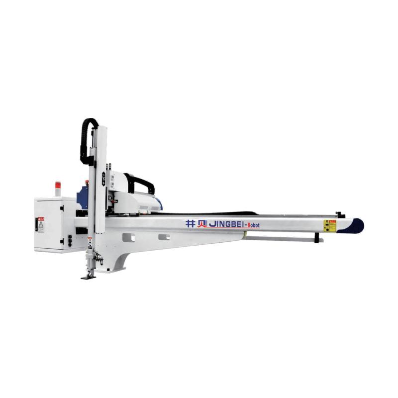 Серия высокоскоростных роботов открытого типа с трехосным сервоприводом JBF