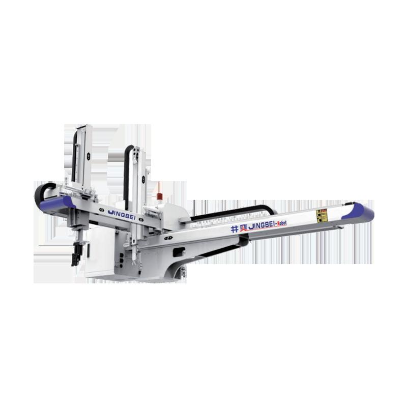 Пятиосевой средний робот-траверс с сервоприводом JBG