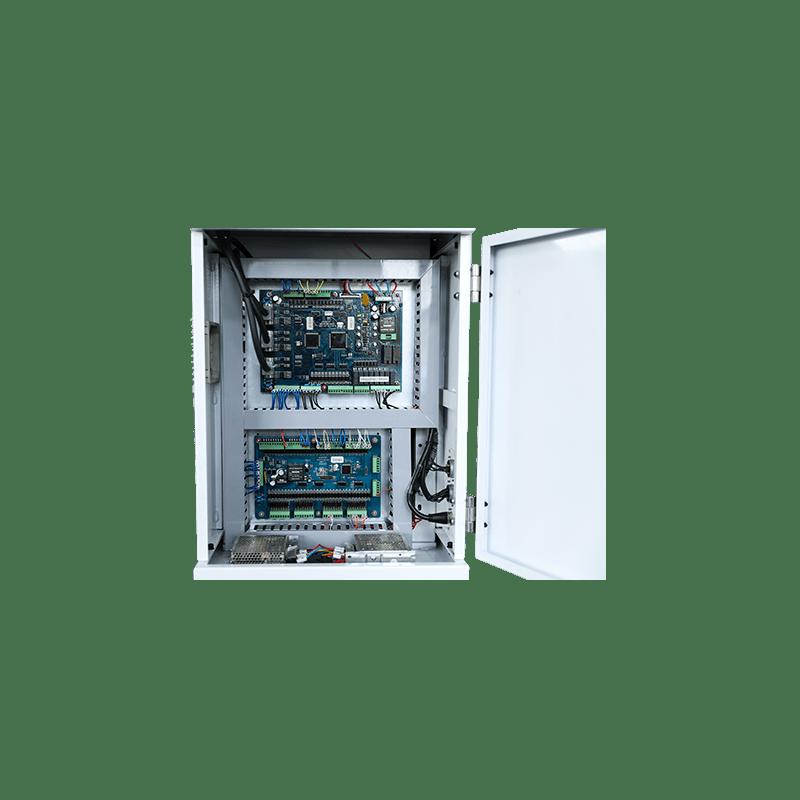 Система управления электрической коробкой
