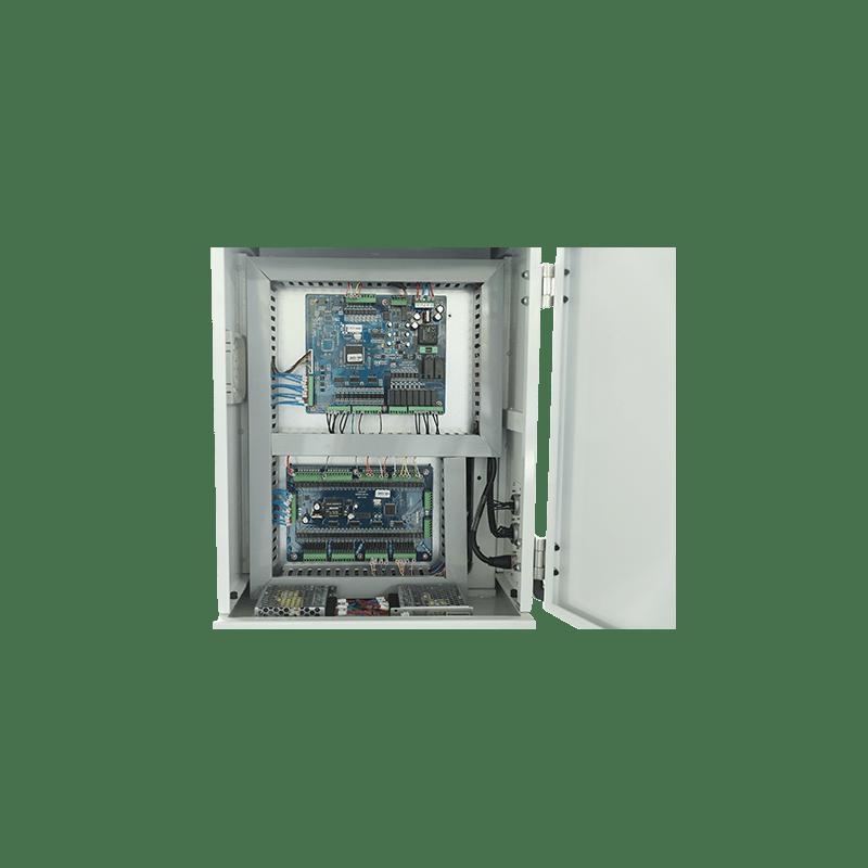 Система управления открытой коробкой манипулятора